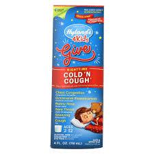 Hylands 4 Kids Cold N Cough Nighttime Ages 2 12 4 0 Fl