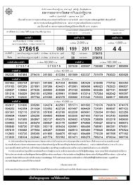 ตรวจหวย ตรวจผลสลากกินแบ่งรัฐบาล 1 ตุลาคม 2557 ใบตรวจหวย 1/10/57