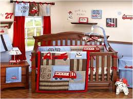 Fire Truck Baby Bedding Center Vine Dine King Bed Fire Truck