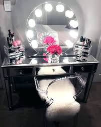 desk mirror with lights. Fine With Makeup Vanity Table With Lights And Mirror Related Post  Lighted Diy In Desk Mirror With Lights M