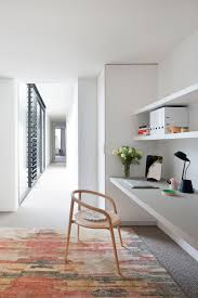 office hallway. A Small Home Office Is Included In The Upstairs Hallway Of This Australia.