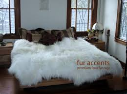 Faux sheepskin rugs Nepinetwork Plush Faux Fur Sheepskin Accent Rug Throw Rug 5 7 White new Articentscom Premium Faux Fur Sheepskin Rug Accent Throw 7 New By Fur Accents