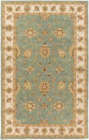 artistic weavers middleton hattie awhr2058 seafoam ivory area rug