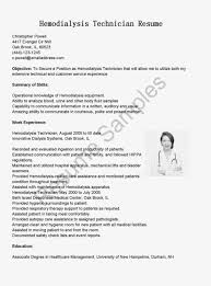 Pilot Resume Template Hvac Resume Examples Objective Technician Sample Samples 87