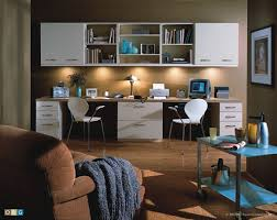 Home Office Solutions - Custom Closet Systems, Inc.  Wall Shelves Design Ideas