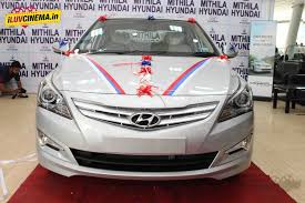new car launches in hindiBollywood TV Actress Deepika Singh Launches New Hyundai Verna Car
