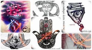 эскизы тату оберегов рисунки фото примеры рисунков значение смысл