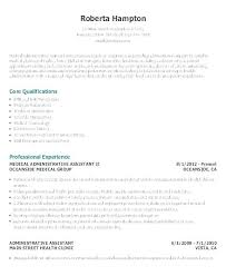 Simple Resume Examples Interesting Resume Examples For Office Assistant Medical Sample Inspirational