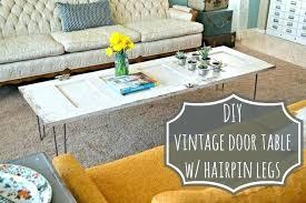 door coffee table diy how to make a coffee table out of a door vintage door door coffee table diy