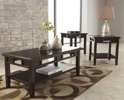 ashley furniture t160 logan piece coffeele set sets on sale solid oak ebaycoffee marble washed 970x776