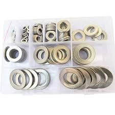 Large Flat <b>Fender Washer</b> Metric Plain Countersunk <b>Gasket</b> Ring ...