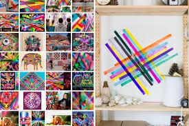 Diy Art How To Bring Diy Urban Inspired Art Into Your Decor Design Milk