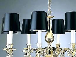 black shade chandelier light chandelier with shades and crystals black shade chandelier lamp shades mesmerizing clip