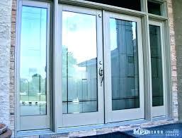 decorative glass front door inert panels kitchen cabinets