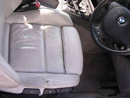 es car leather seat repair