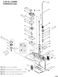Mercury outboard motor lower unit diagram 1962 mercury wiring diagram at ww w