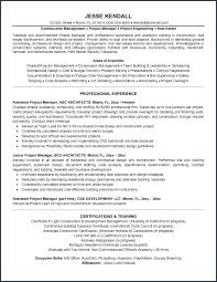 Architectural Project Manager Job Description The Best Project