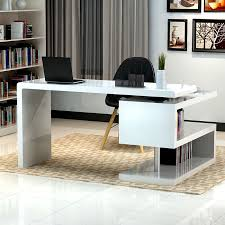 Modern office shelving Elegant White Atkinson Desk Eurway Modern Desks Atkinson Desk Bookcase Eurway Modern