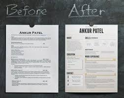 Ankur Patel Resume Template