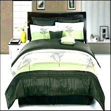 brown and green comforter blue sets bedding full queen size 8 piece grey lime comf gray and green comforter sets grey