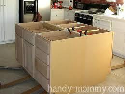 diy kitchen island plan kitchen island plans new woodworking building kitchen island cabinets homes diy kitchen diy kitchen island