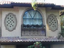 outdoor medallions outdoor wall