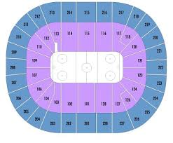 Flames Central Seating Chart Breakdown Of The Sap Center At San Jose Seating Chart San