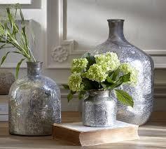 washed mercury gl vase pottery barn
