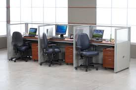 home office cubicle. Home Office Cubicle L