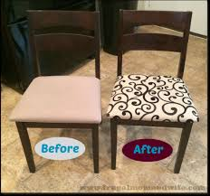 devotions diy reupholstering dining chair
