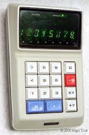 sharp 10 key calculator. sharp el-8 10 key calculator