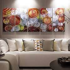 china swirls 3d abstract metal oil
