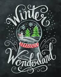 Make My Monday Pretty Chalkboard Art Lettering Cynthia S