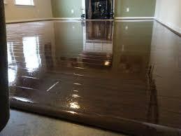 painting wood floors types