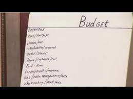 Household Budgets How To Make A Personal Weekly Spending Budget