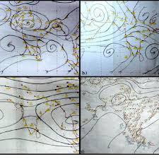 Imd Weather Chart Synoptic Weather Analysis At 00 Utc Of October 4 2010 From