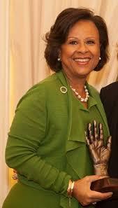 17th Alma Dea Morani Award Presented to Paula A. Johnson «