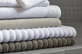 bath towels. Jacquard Bath Towels