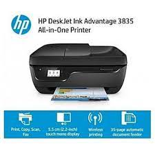 Create an hp account and register your printer; Hp Deskjet Ink Advantage 3835 All In One Printer