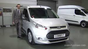2014 Ford Transit Connect Review - YouTube