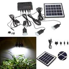 Solar LED Light Kit  EBaySolar Powered Lighting Kits
