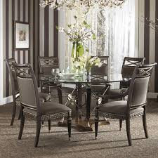 engaging dining room sets for 6 29 round ideas and awesome tables pictures table chandelier stunning
