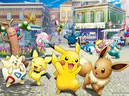 Pokemon The Movie: The Power of Us HD wallpaper download