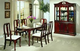 walnut cherry dining: complete cherry contemporary solid wood dining room furniture set with dining room set solid cherry