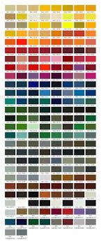 Powder Coat Ral Chart Ral Colors Rainbow Powder Coating