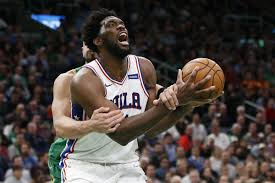 Video 76ers Applaud Joel Embiid Response Celtics React To