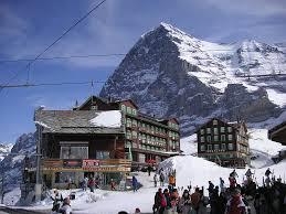 I & my wife will stay in wengen in early july. Ljiljan Preuranjen Hubert Hudson Door To North Face Of Eiger Ramsesyounan Com