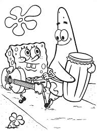 Small Picture New Spongebob Coloring Pages Best Coloring Des 177 Unknown