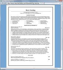 Resume Maker Professional Impressive Create Free Resume Now Professional Resume Builder Maker Templates