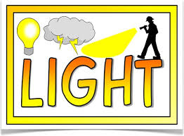 Image result for light title ks2